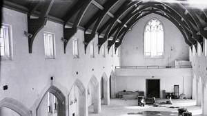 Church Basement - 1949